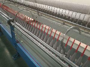 Servo Controlled Tangential Belt Mule Spinning Machine YZJ-1 11