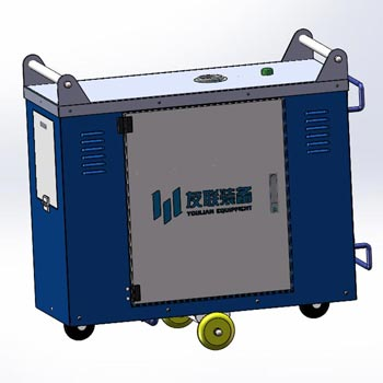 Spindle Cleaning Refueling Machine 01