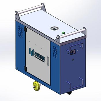 Spindle Cleaning Refueling Machine 03