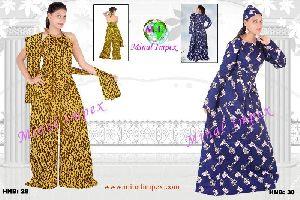 african prints ladiesJumpsuit