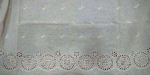 Cotton Embroidered Fabric 04