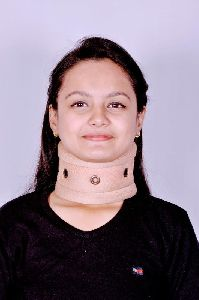 CERVICAL COLLAR WITH SUPPORT