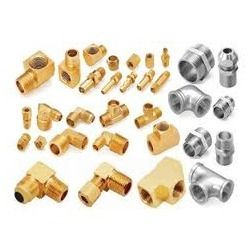 brass sanitary pipe fitting