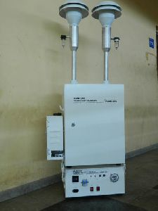Combo Dust Sampler - VCDS 320
