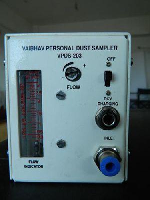 Personal Dust Sampler 01