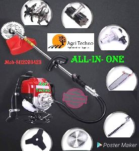 All in one Multi Functional Brush Cutter (9 in 1 package)