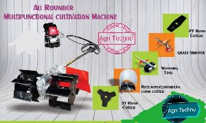 Brush Cutter (All Rounder Pack 5 in 1 package)