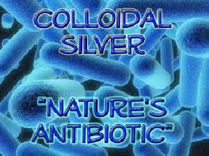 13C CSW Colloidal Silver Ionized Water