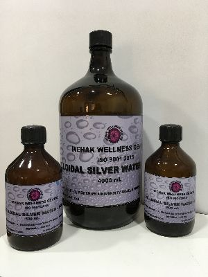 13E CSW Colloidal Silver Ionized Water