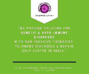 Genetic and Autoimmune Disorders Non-invasive Diagnosis & Repair