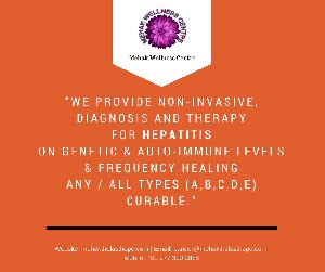 Hepatitis Specialist Non-invasive Diagnosis & Therapy