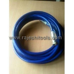 Spray Painting HP Paint Hoses
