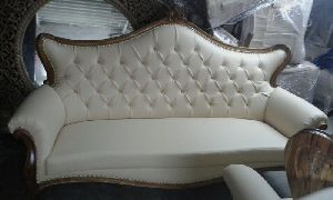 Wooden Sofa Set 09