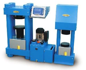 Concrete Testing Machine 01