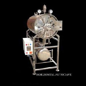 Semi Automatic Horizontal Autoclave