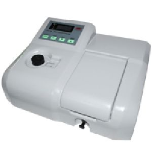 Single Beam UV-Visible Spectrophotometer