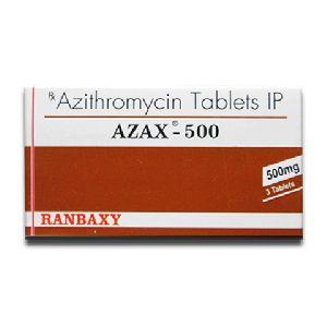 Azax Tablets
