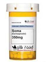 Soma (carisoprodol) Tablets