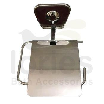 Stainless Steel Retro Paper Holder