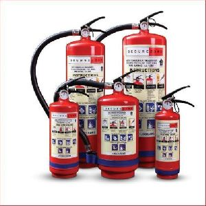 Secure Zone ABC Powder Based Fire Extinguisher