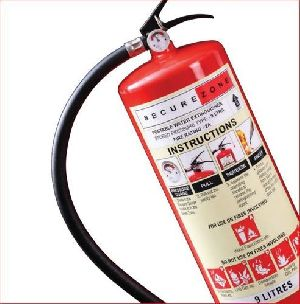 Secure Zone Water Based Fire Extinguisher
