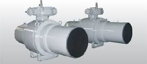 Insertion Assembly Ball Valve