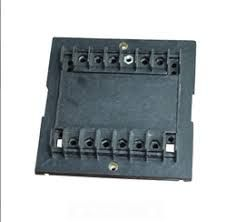 Wireless Wall Switch Timer Back Plate