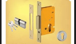 Deadlatch Door Lock