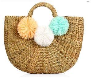 Straw Bag 01