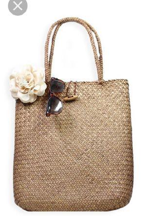 Straw Bag 05