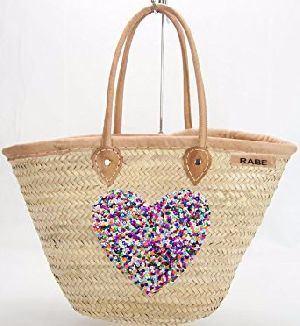 Straw Bag 07