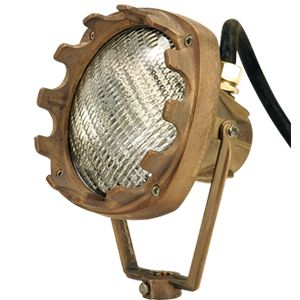 Submersible Light Fixture