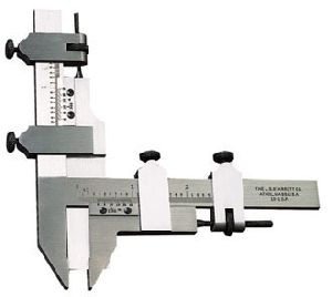 Gear Tooth Vernier