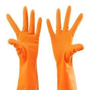 Household Rubber Hand Gloves