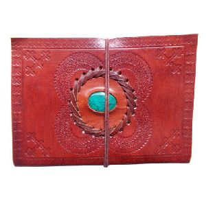 Designer Handmade Leather Diary