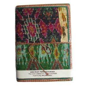 Kantha Handmade Notebook