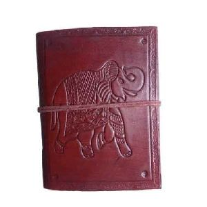 Stylish Handmade Leather Diary