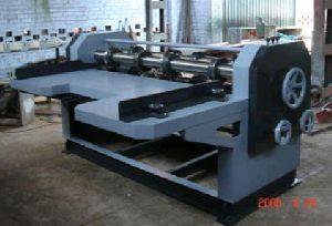 Corrugation Sheet Cutter Machine