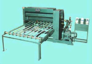Corrugation Sheet Pasting Machine