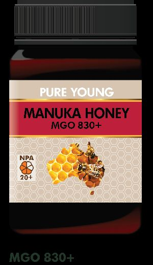 (830+) Australian Manuka Honey