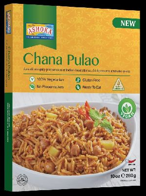 Ashoka Chana Pulao