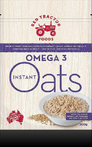 Omega-3 Instant Oats