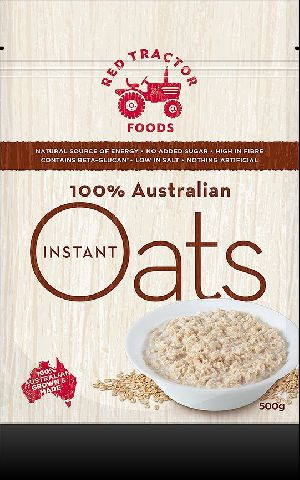 RT Rolled Oats