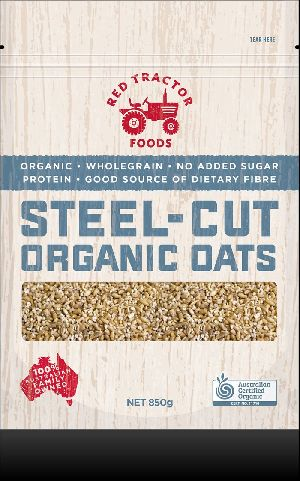 Steel-Cut Organic Oats