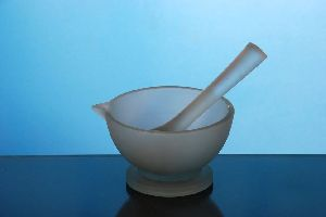 Glass Pestle & Mortar