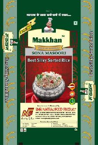 Makkhan Sona Masoori Sorted Rice