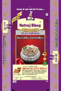 Natraj Bhog IR-64 Parmal Sorted Rice