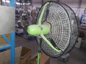 Industrial Fan Safety Mesh Cover
