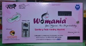 Sanitary Napkin Vending Machine 01