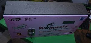 Sanitary Napkin Vending Machine 03